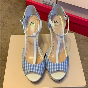 Madison by ShoeDazzle Heels